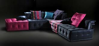 Black Fabric Sectional Sofas Versus Fabric Sectional Sofa Sectionals