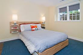 Greige Bedroom Wall Mounted Headboards In Bedroom Modern With Wooden Headboard