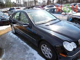 mercedes c240 2007 used mercedes c240 exterior mirrors for sale