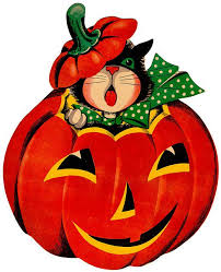 Vintage Outdoor Halloween Decorations by Best 25 Vintage Halloween Decorations Ideas On Pinterest