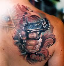 gun shoulder blade design best design ideas