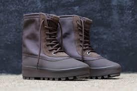 kanye west adidas yeezy 950 boot moon rock chocolate sneaker bar