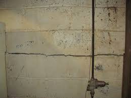 are basement wall cracks a problem in nj