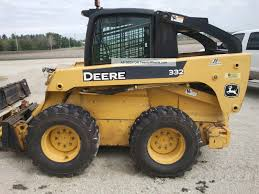 what is the best john deere 332 skid loader
