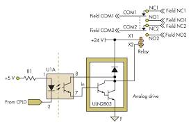 circuit options explore issues solutions for relay drivers