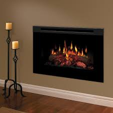 Electric Fireplace Insert Inch Linear Electric Fireplace Insert Bf9000 Transitional Thin