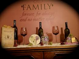 wine themed dining room home decor pinterest wine room and