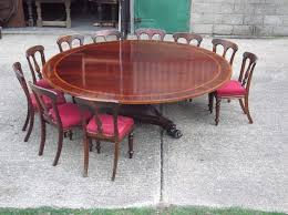 vanity breathtaking large round dining table seats 12 59 in diy