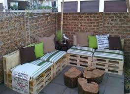 Plans For Making A Garden Table by How To Make Patio Furniture With Pallets U2013 Smashingplates Us