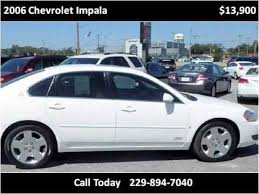 Used Volkswagen In Albany Ga by 2006 Chevrolet Impala Used Cars Albany Ga Youtube