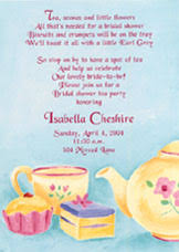 bridal tea party invitation tea party invitation wording plumegiant