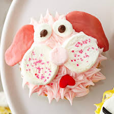 animal birthday cakes and cupcakes for kids from better homes and