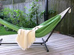 4 post hammock best green hammock chair stand designs for outdoor
