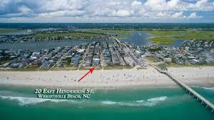 vacation rentals on wrightsille beach carolina beach u0026 topsail island