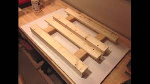 make a folding table machen sie einen klapptisch youtube