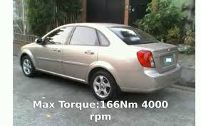 2009 chevrolet optra 1 6 l features transmission speed price power