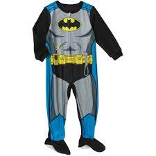 batman baby toddler boy long sleeve cotton tight fit pajamas 2