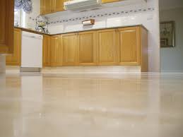 types of flooring for kitchen home design