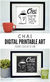 coffee wall art 10 inexpensive digital kitchen prints