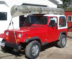 big red jeep jeep wrangler
