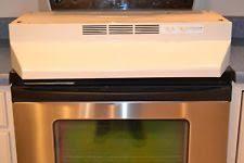 whirlpool under cabinet range hood whirlpool uxt4030aaw 30 under cabinet range hood white ebay