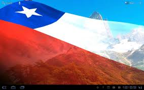 Chilian Flag Sa Flags Live Wallpaper Android Apps On Google Play
