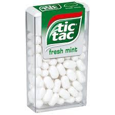 tic tac tic tac fresh mint