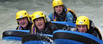 summer activities in chamonix adults and teenagers cay