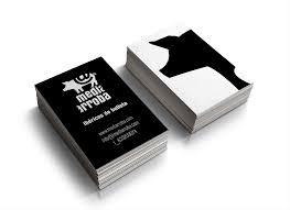 tarjeta de visita diseo diseño e impresión de tarjetas de visita en málaga agencia de
