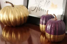 diy painted pumpkins splendry