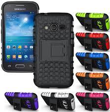 Samsung Galaxy Rugged Grenade Grip Rugged Tpu Skin Hard Case Cover Stand For Samsung