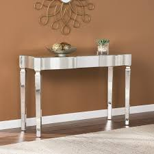 Mirror Console Table Paulsen Mirrored Console Table Reviews Joss