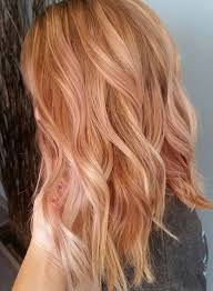 can you balayage shoulder length hair rose gold hair colors for medium length hairstyles 2017 balayage