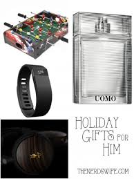 wife gift ideas christmas gift ideas for him the nerd s wife