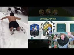 Challenge W2s Snow Jump Fut Draft Challenge Fifa 16