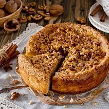 cuisine gateau aux pommes recette gâteau aux pommes et noix