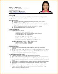 perfect professional resume template why this is an excellent resume business insider career objective examples of resume for job application database administrator resume example resume for job application perfect resume