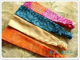 fabric headband best 25 fabric headbands ideas on sewing headbands