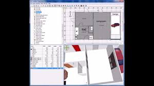 3d home architect design suite tutorial creating a plan house sweet home 3d 1 part youtube