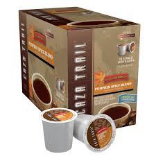 caza trail coffee creamy hazelnut 100 single serve cups amazon
