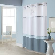 2 pc fabric shower curtain u0026 liner set