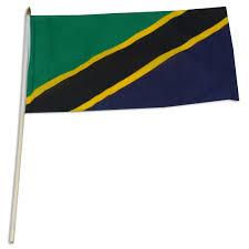 Flag Of Tanzania Tanzania Flag 12 X 18 Inch