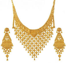 gold new designs necklace images Wedding jewellery gold sets wedding party theme decor jpg