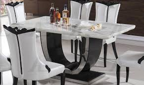 American Eagle DTH Gray Marble Top Dining Table EBay - Ebay kitchen table