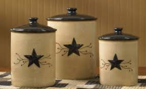 primitive kitchen canisters new primitive country kitchen black berry vine canister set