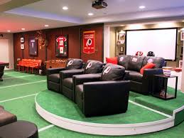 top six basement spaces also wonderful game room seating ideas