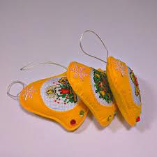 felt christmas bells vika creations