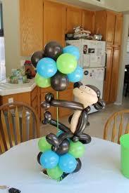 Baby Monkey Centerpieces by 12 Best Baby Shower Ideas Angel U003c3 Images On Pinterest Monkey