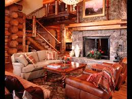 how to interior decorate your home log cabin interior design ideas best for your home