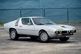 alfa romeo montreal race car alfa romeo montreal 1974 sprzedana giełda klasyków